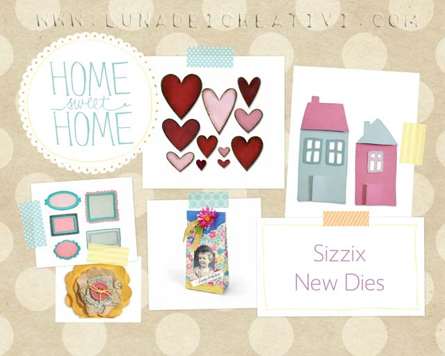 Sizzix Rebajas + New y Upcoming Dies = Estupenda Noticia!